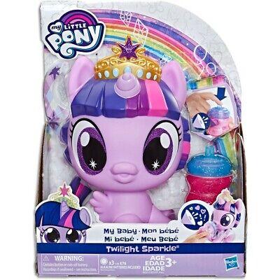 My Little Pony My Baby Pony Twilight Sparkle EBay