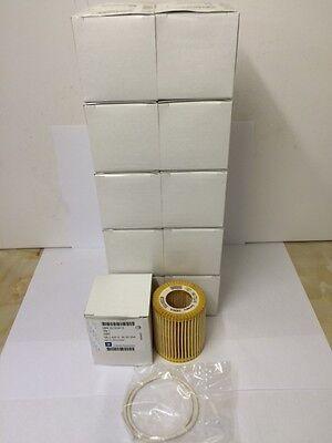 """Saab 1.9 DTH - DT Oil Filter """"Genuine"""" 93183412 PACK OF 10 FILTERS"""