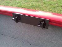3x Rod Holder Tracker Boat Versatrack System - Free Shipping - (3 Pack)