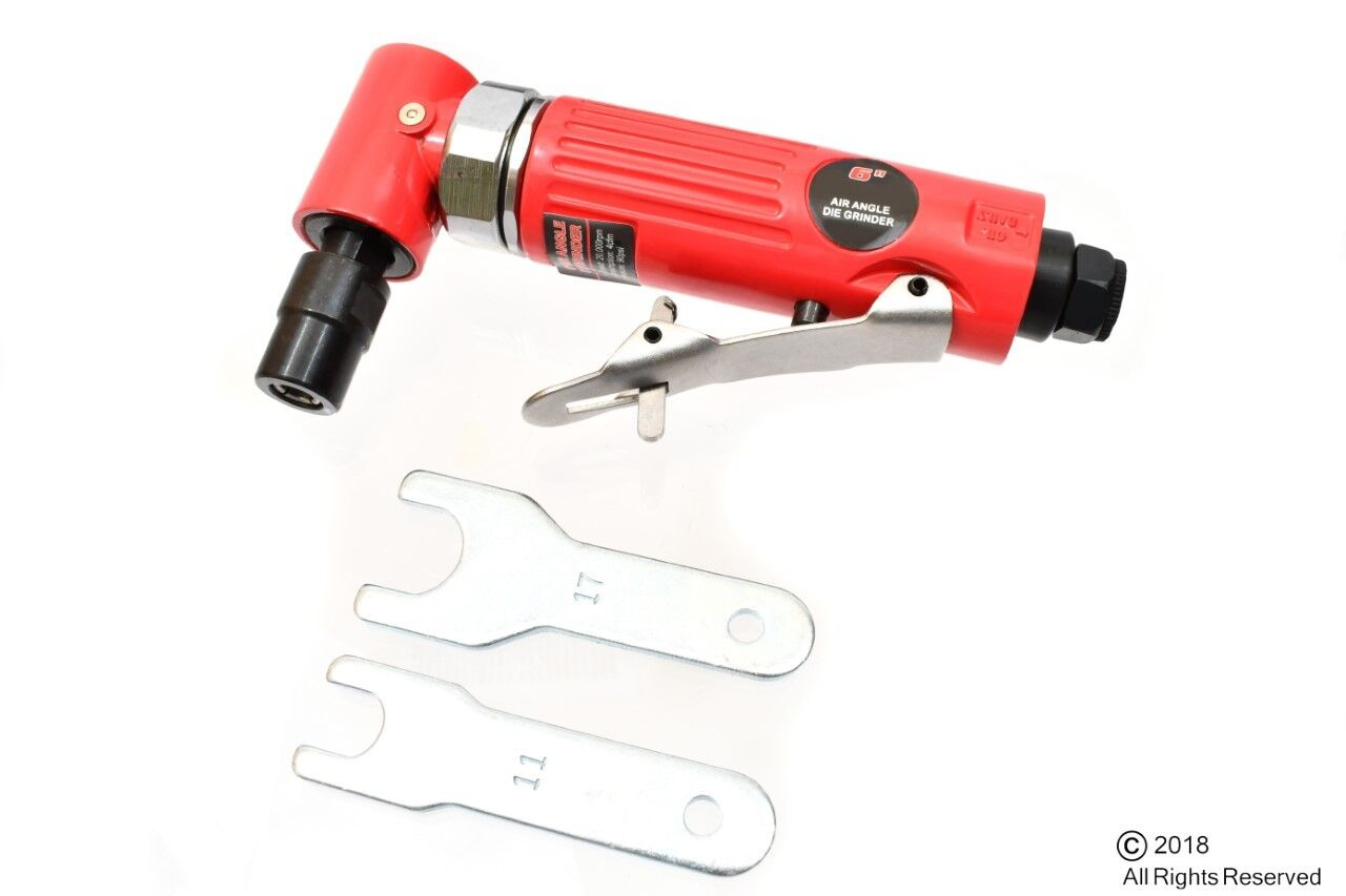 angle grinder j-rqualitytools2011 1/4 DR MINI AIR DIE GRINDER 90 DEGREE RIGHT ANGLE NEW