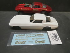 Awb Vette 125 Resin Body Amp Corvette Auto Parts Decal From Fremont Racing Specia