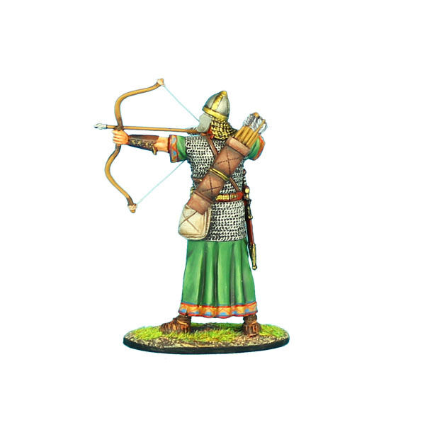 First Legion  ROM074 Eastern Auxiliary Archer Standing Firing