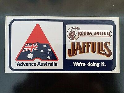 SOUTH AUSTRALIAN DRAG RACERS Super Roo Chevrolet Ford Vintage 1980/'s Sticker