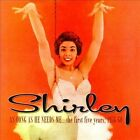 As Long as He Needs Me...The First Five Years, 1956-60 by Shirley Bassey (CD, Aug-2011, 2 Discs, Great Voices of the Century)