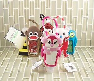 Bath-and-Body-Works-Pocket-Bac-HOLDER-Character-Pocketbac-Discontinued