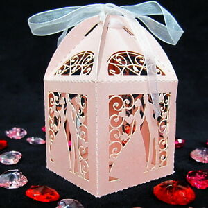Image Is Loading New Luxury Wedding Sweets Favour Bo Favours