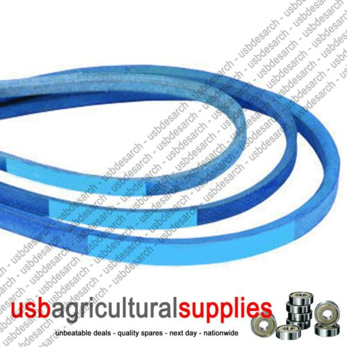 COUNTAX DRIVE BELT 22912300 MADE WITH KEVLAR HYDROSTATIC TUFFTORQ AXLE GEARBOX