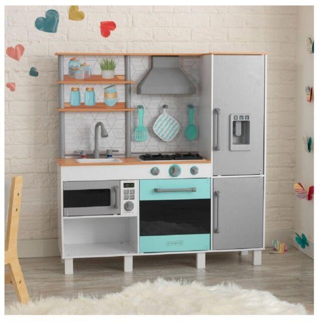 KidKraft Gourmet Chef Play Kitchen with EZ Kraft Assembly