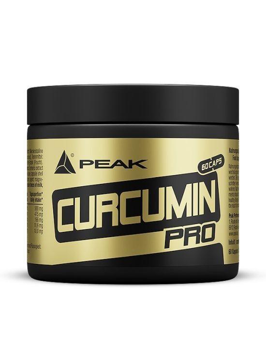 Curcumin Pro Peak 3 x 60 Caps = dreifache Menge  / 100g