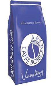 3 kg Caffè Borbone Grani fresco Miscela Blu Bar e distributori automatici