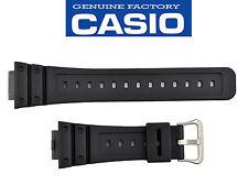 Casio G-Shock DW-5600BB DW-D5600P Genuine Watch Band Black rubber Strap DW5600BB