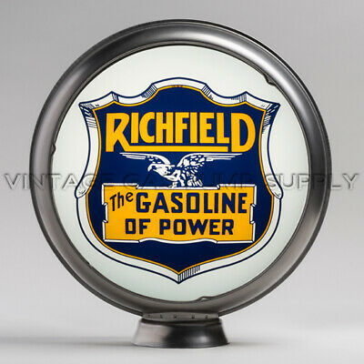 """15.305 Richfield Gasoline of Power 15/"""" Limited Edition Pair of Lenses"""