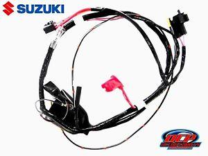 lt80 wiring harness 1987 - 1999 suzuki lt80 lt 80 quadsport genuine oem wire ...