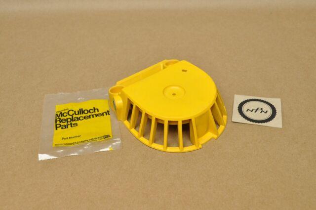 McCulloch Wildcat chainsaw starter 216485