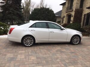 2017 Cadillac CTS Luxury plus