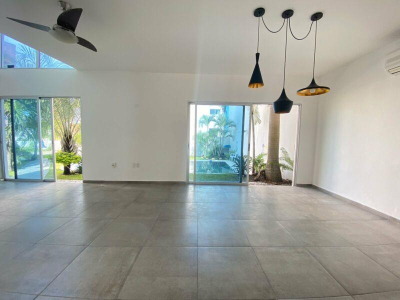 Casa en renta en Fracc. Playas del Conchal. RIVIERA VERACRUZANA. ALVARADO, VER.