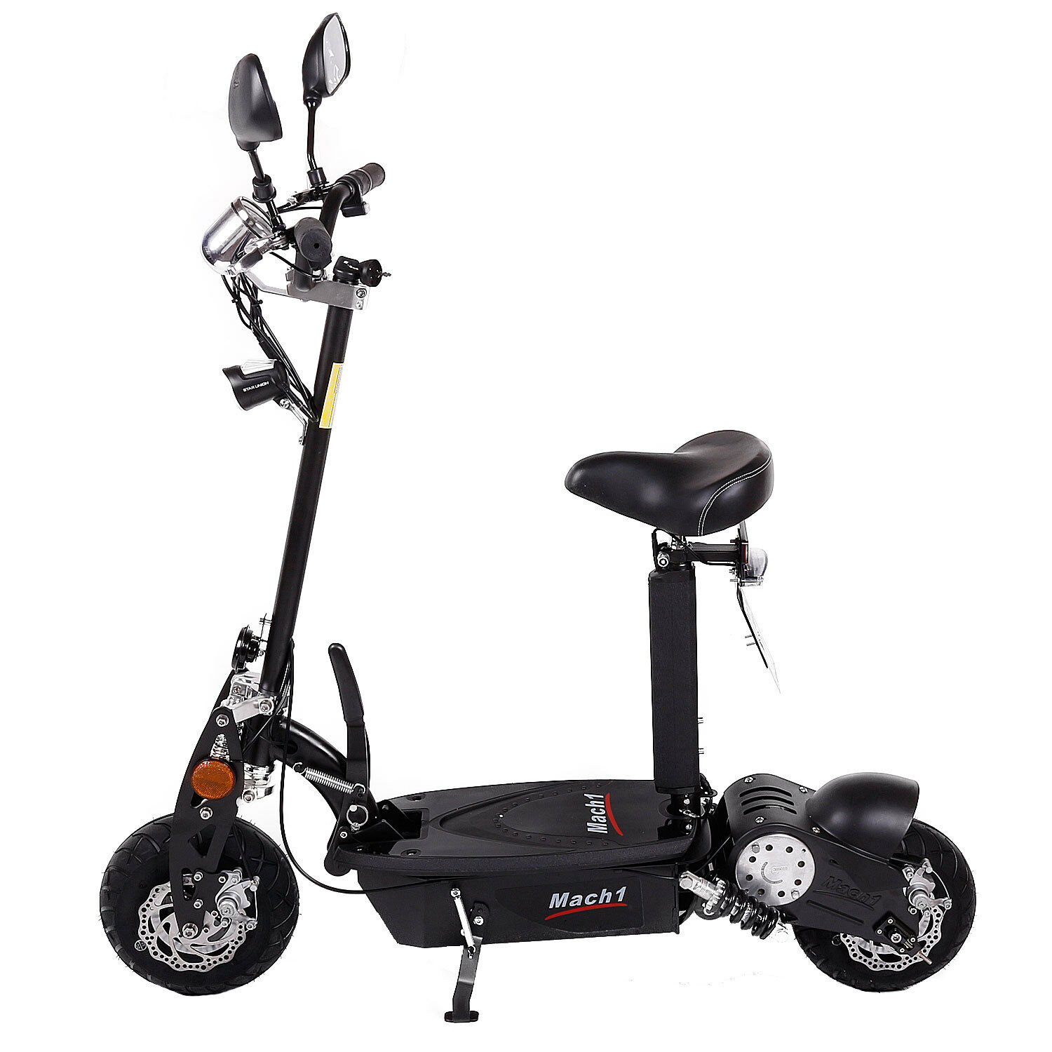 Mach1 E-Scooter 500W 36V mit Strassenzulassung Mofa Scooter Elektro Roller Roller Roller 1693 c357d6