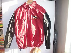 RARE AUTHENTIC VINTAGE REDSKINS JACKET - <span itemprop=availableAtOrFrom>Eastbourne, East Sussex, United Kingdom</span> - RARE AUTHENTIC VINTAGE REDSKINS JACKET - Eastbourne, East Sussex, United Kingdom