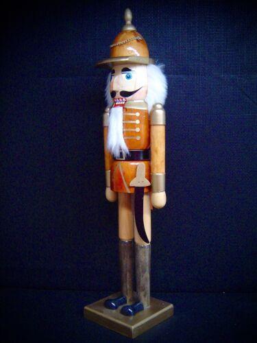 Riesen Nußknacker Modern Nussknacker Nutcracker Soldat 50 cm groß Natur 30140