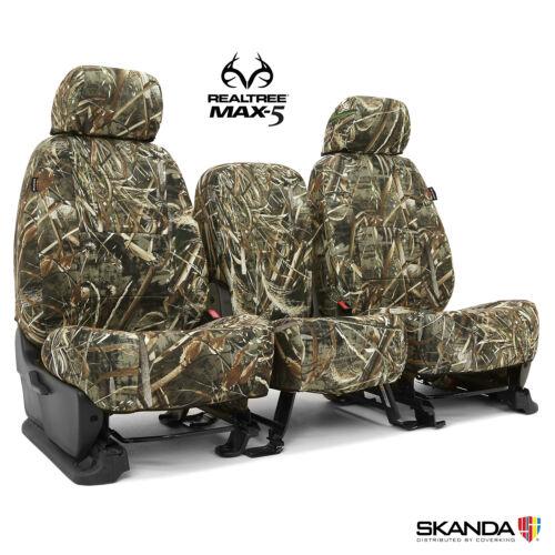Coverking Neosupreme Front Custom Car Seat Cover For GMC 2014-2018 Sierra 1500