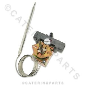 GAS-FRYER-THERMOSTAT-190-C-3-8-034-NPT-IN-OUT-FOR-ROBERTSHAW-BGO-BLEED-VALVES