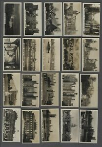 1925-Wills-039-s-British-Royal-and-Ancient-Buildings-Tobacco-Cards-Complete-Set