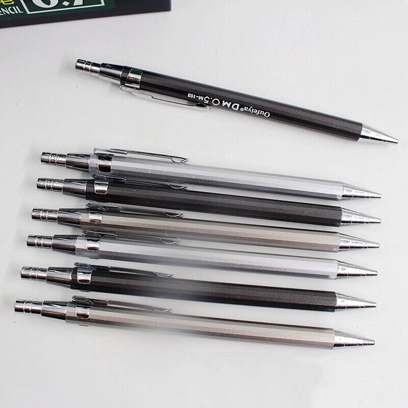 Diamond Crystal Automatic Mechanical Pencil Writing Drawing Office Supply