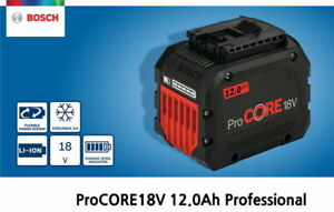 [Bosch] ProCORE 18V 12.0Ah Professiona 2000W 3lbs