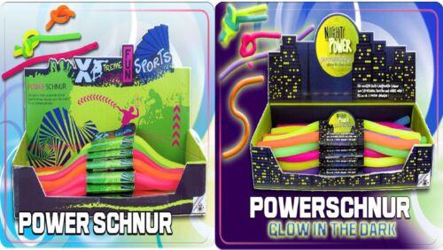 XTREME FUN SPORTS Power Schnur aussuchen Powerschnur Gummiband Trendartikel
