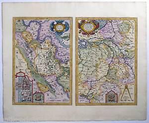 Moers-034-Muers-Comitatus-034-Mercator-Hondius-Karte-Map-1628