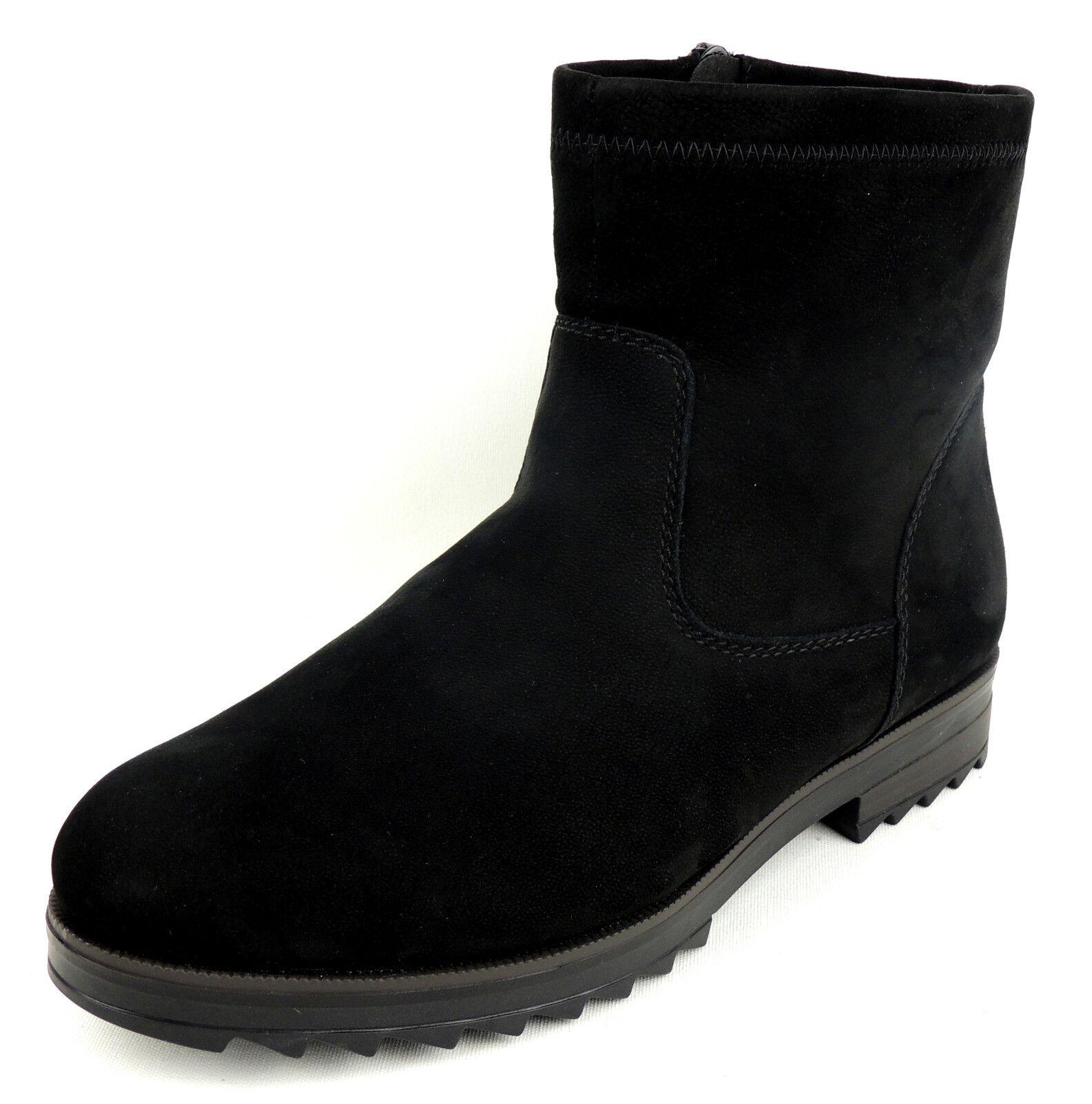 Remonte señora botas depósitos de cuero depósitos botas apto auténtico cordero en lugar de 20e2fc