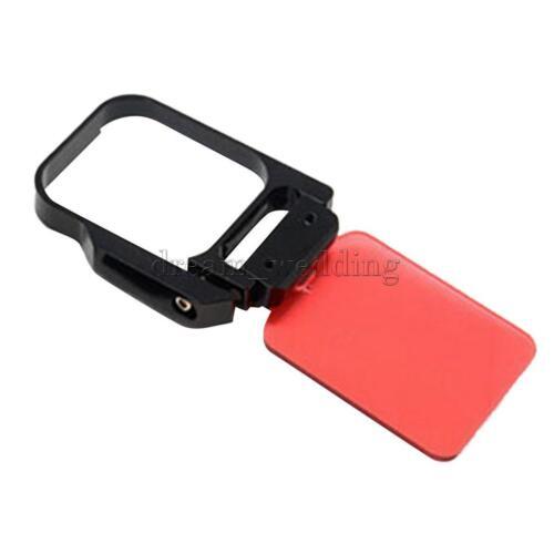 Tragbare Unterwasser Tauchfilter Objektiv Kamera Gehäuse Case für SJ4000
