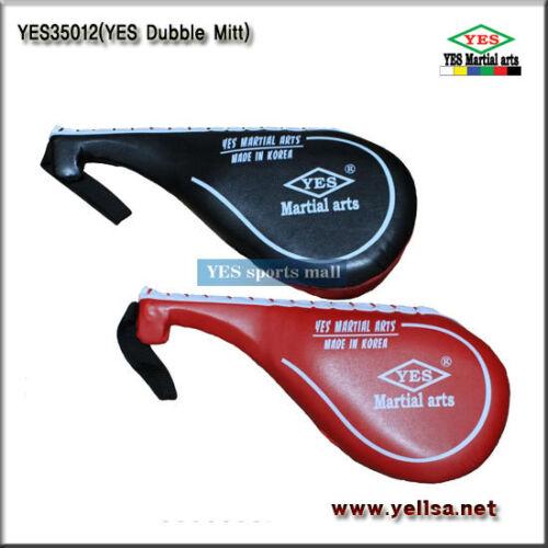 YES Kicking Pad/dubble mitt/Made in Korea/Taekwondo/Karatedo martial arts Pad