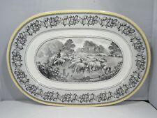 Villeroy Boch Audun Ferme 34 Cm Oval Platter For Sale Online Ebay