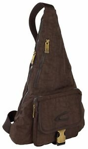 camel-active-Sac-A-Bandouliere-Journey-Cross-Bag-Brown