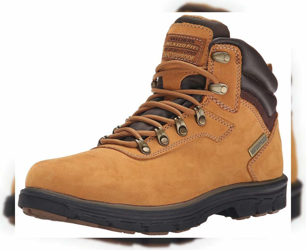 Skechers EE. UU. para para para Hombre segmento Ander Bota Impermeable 018c3b