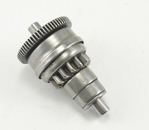 Details about Starter Motor Clutch Gear Bendix ATV For GY6 49cc 50cc 139QMB  Scooter Moped