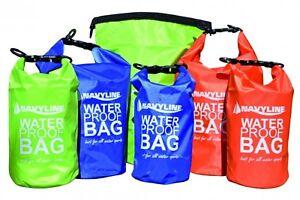 Navyline Dry Bag Polyester,viel<wbr/>e Größen und Farben,wasserd<wbr/>icht,Rollbeute<wbr/>l