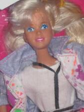 1988 HIGH SCHOOL JAZZIE Barbie Doll Blonde #3635 NRFB