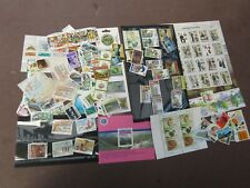 NEW ZEALAND - COLLECTION OF MODERN MINT STAMPS IN CLEAR FILE - FACE VALUE $200