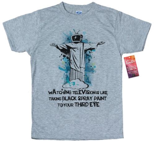 Bill Hicks T Shirt TV Quote