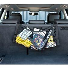 (073) 1 x Transportnetz Innenraumnetz Kofferraumnetz für Rücksitzbank Auto