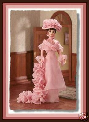 Barbie® Eliza Doolittle My Fair Lady in Pink Dress NRFB