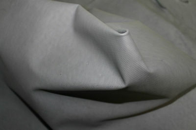Goatskin leather hide hides skin skins VTG MATT GREY PRINTED 7sqf