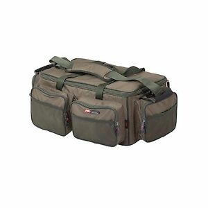JRC-Carp-Fishing-Cocoon-Barrow-Bags-with-Zipped-Pouches-Large-amp-XL-Available