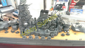 NEW-1-200-R-C-YAMATO-WWII-IJN-Japanese-Navy-Battleship-FIberglass-SUPER-Kit
