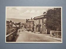 R&L Postcard: Hathersage Main Road Pub/Hotel, Sheffield/Derbyshire Peak District