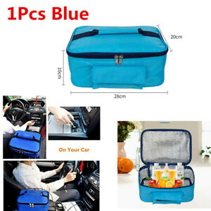 1Pcs-Universal-12V-Blue-Portable-Car-Lunch-Bento-Warmer-Tote-Camping-Heated-Bag
