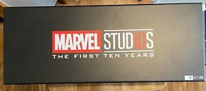 Marvel Studios The First Ten Years Jewelry Collection #501 / 7200