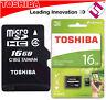 TARJETA MICRO SD 16GB TOSHIBA CLASE 4 CLASS MEMORIA PARA MOVILES SMARTPHONE